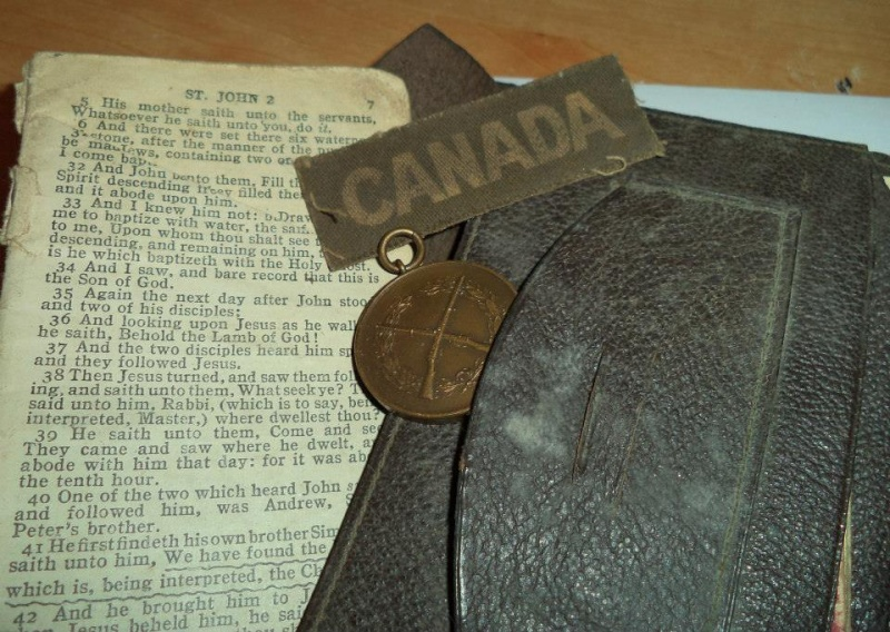Grouping for Canadian 1st med RCA 1943  11502610