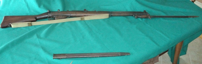 Lee Enfield MKIII 1942 16142110