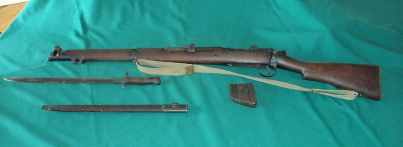 Lee Enfield MKIII 1942 18987410