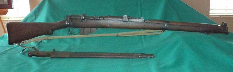 Lee Enfield MKIII 1942 19211210