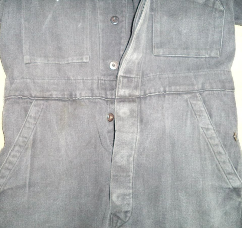COVERALL TO IDENTIFY 92322410