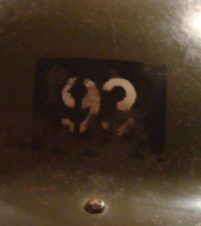 Canadian MKII helmet  _5710