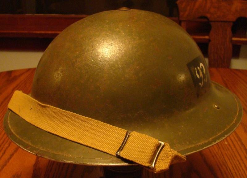 Canadian MKII helmet  C110