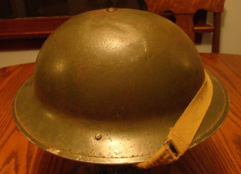 Canadian MKII helmet  C210