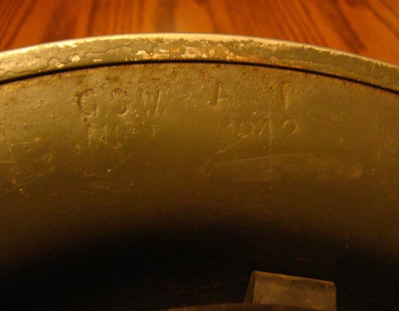 Canadian MKII helmet  C410