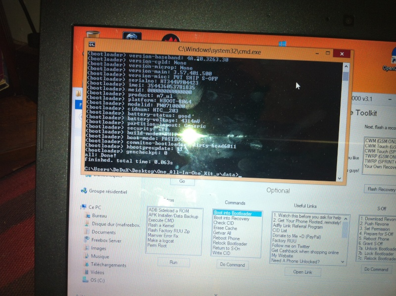 [info] resolution du fastboot impossible sur windows 8.1 Img_0012
