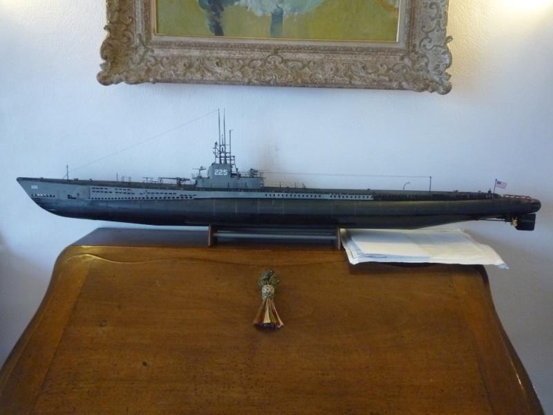 225 USS CERO (sous marin US classe Gato) 1/72° - Page 2 Cero_u15