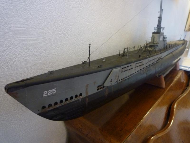 225 USS CERO (sous marin US classe Gato) 1/72° - Page 2 Cero_u16