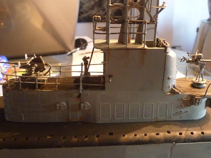 225 USS CERO (sous marin US classe Gato) 1/72° - Page 2 Essais15