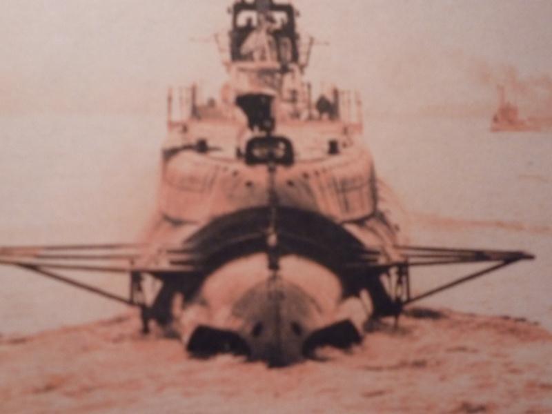 225 USS CERO (sous marin US classe Gato) 1/72° Protec11
