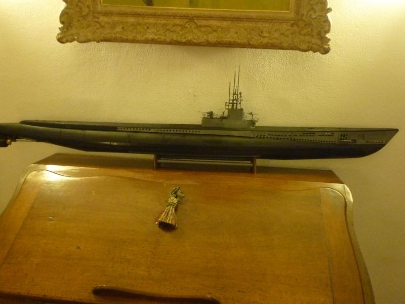 225 USS CERO (sous marin US classe Gato) 1/72° - Page 2 Uss_ce25