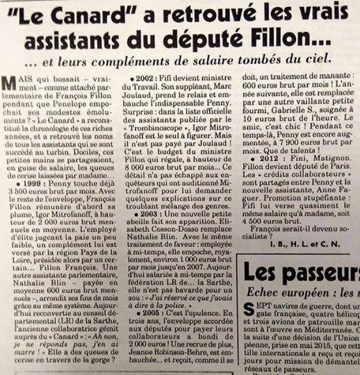 FILLON Canard11