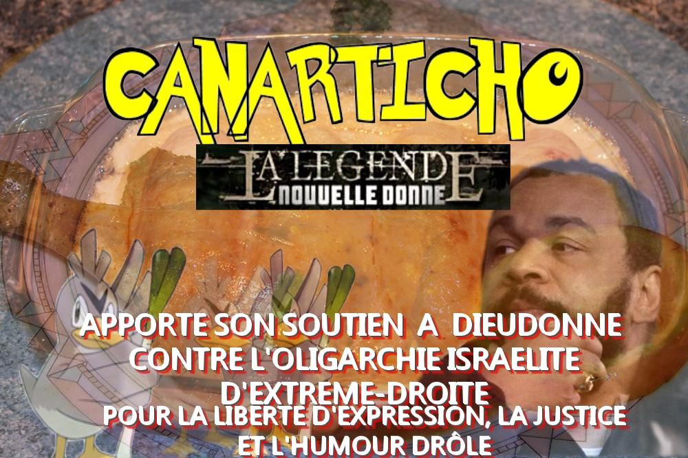 Canarticho La Légende