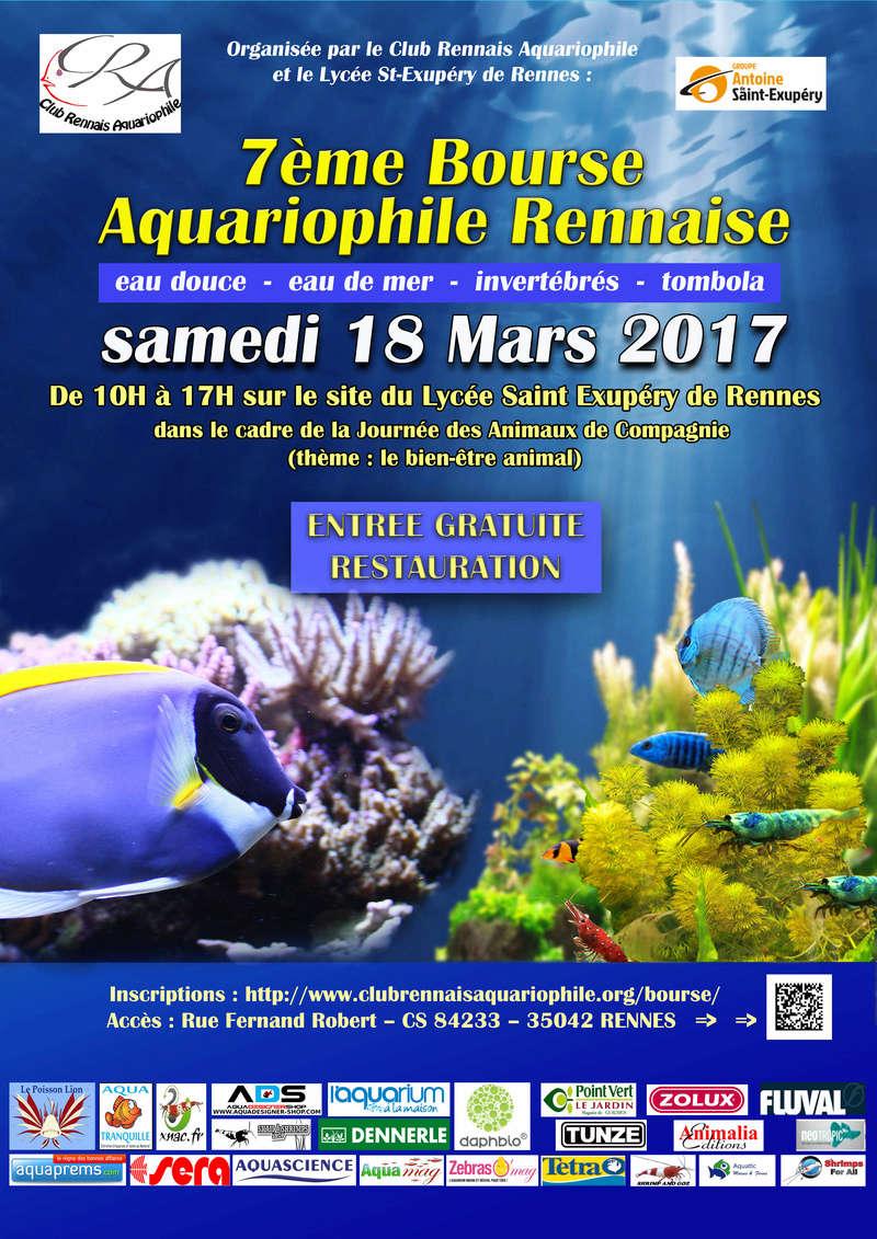 7ème bourse aquariophile rennaise Bourse10