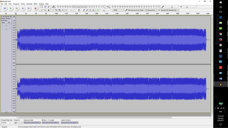 Scandal  Dynamic Range - Loudness War  Sukisu10