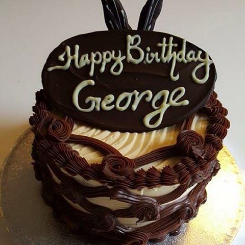 Happy Birthday George!!!!! Acake10