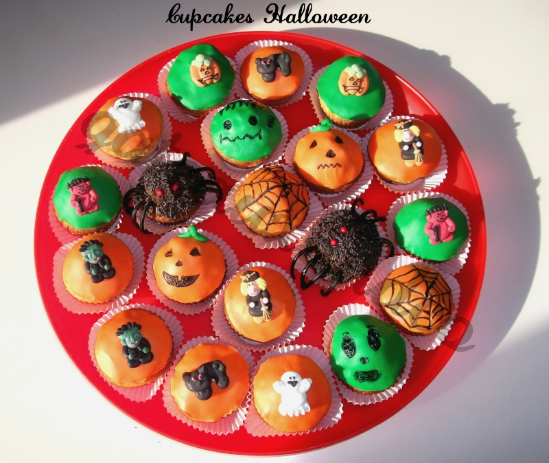 muffins et cupcakes d'halloween - Page 12 Photo_47