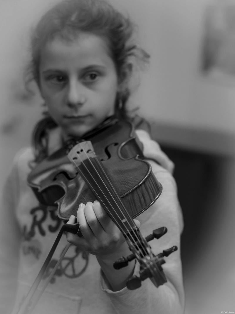 """Le fameux """"lacher prise"""" du violoniste 31458710"""
