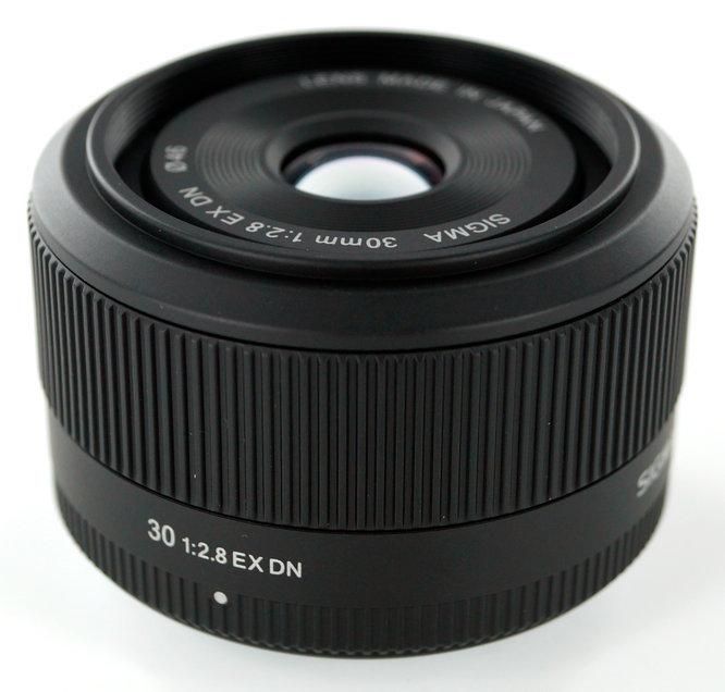 [A VENDRE]  Objectif Sigma 30 mm f/2.8 EX DN micro 4/3 de couleur noire  60€ Sigma-10