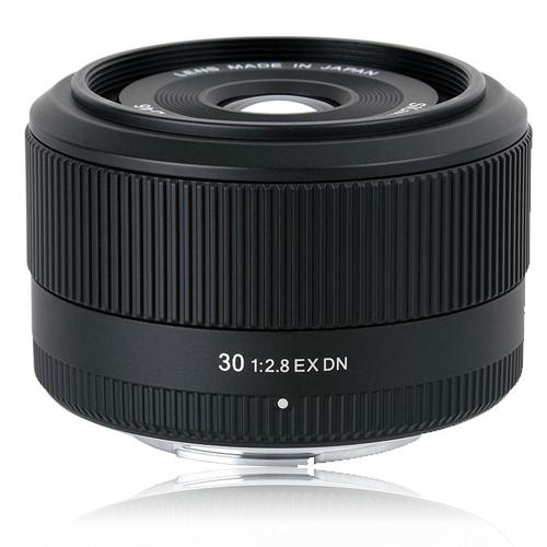[A VENDRE]  Objectif Sigma 30 mm f/2.8 EX DN micro 4/3 de couleur noire  60€ Sima-d10