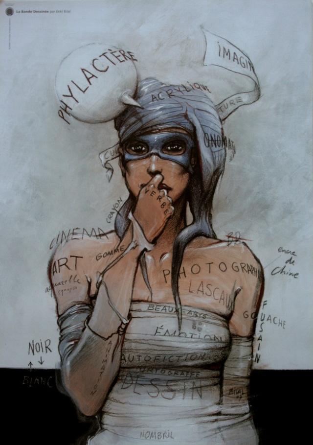 Mes artistes favoris Eva powa Affich10