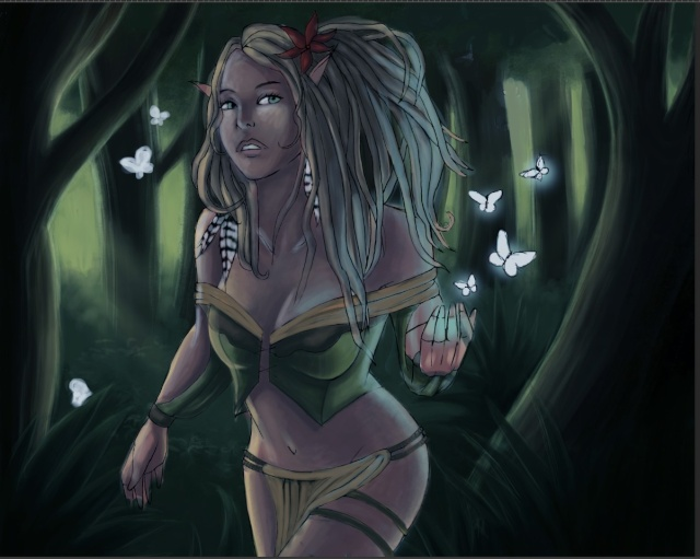 Elfette sauvage a dreads - Page 2 Efette10