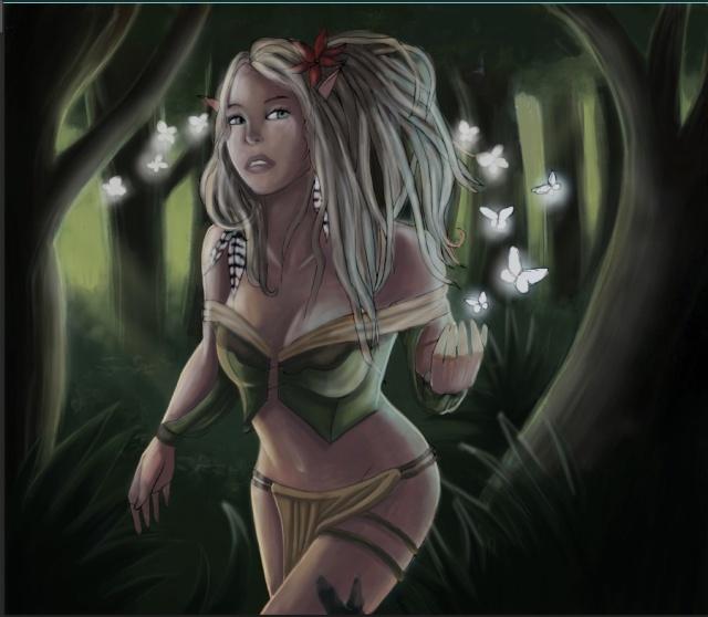 Elfette sauvage a dreads - Page 2 Elfett21