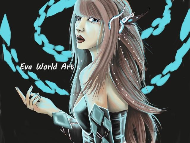 techno girl Techno11