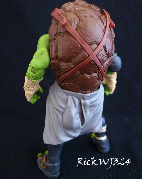 Ninja Turtles (2014) : Figurines du film Paramount  - Page 2 Mikey012