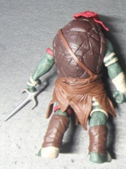 Ninja Turtles (2014) : Figurines du film Paramount  - Page 2 Raphae11