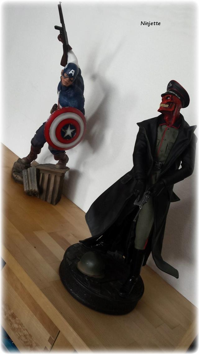 La collec de Ninjette Marvel12