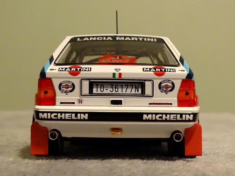 "Delta HF Integrale 16v Rallye Monte Carlo 1990 "" Auriol-Occeli ""  Z_delt32"