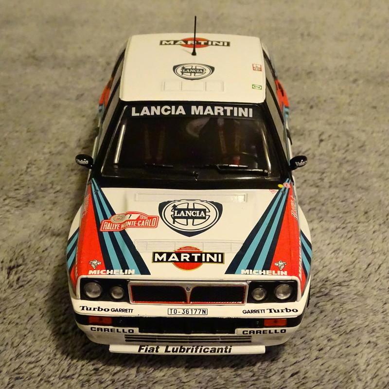 "Delta HF Integrale 16v Rallye Monte Carlo 1990 "" Auriol-Occeli ""  Z_delt33"