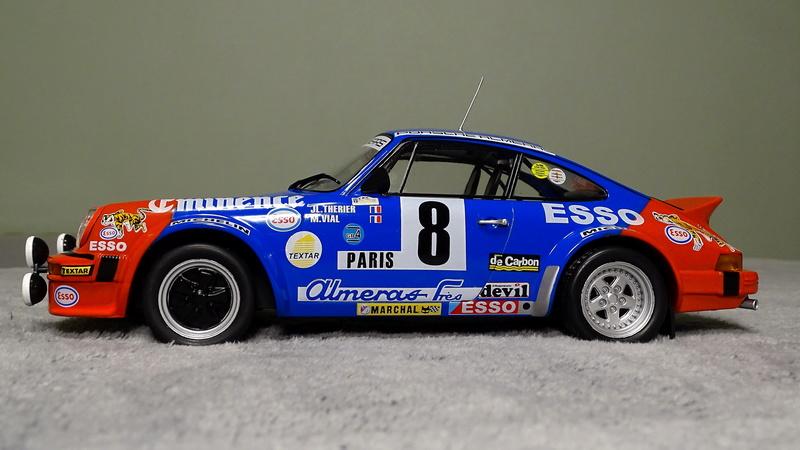 """911 SC Rallye Monte Carlo 1982 """" Thérier - Vial """" Zzzz_p25"""