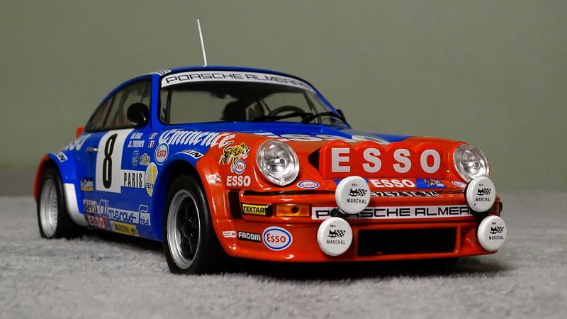 """911 SC Rallye Monte Carlo 1982 """" Thérier - Vial """" Zzzz_p26"""