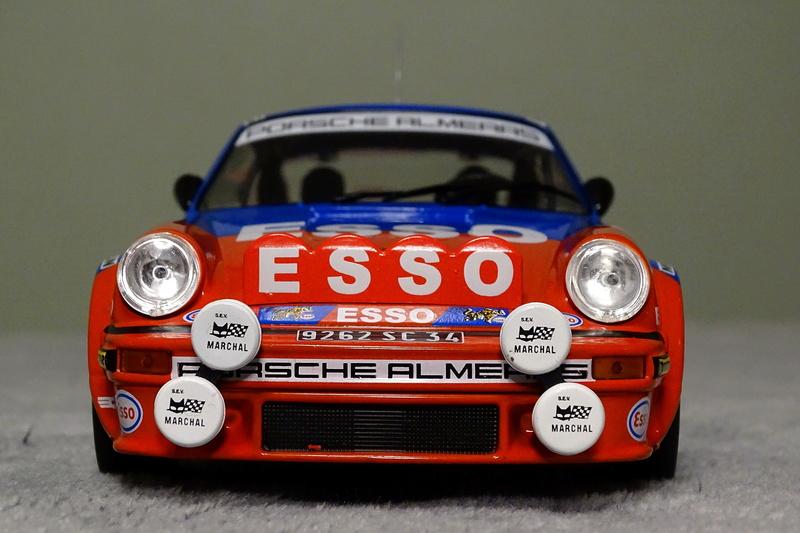 """911 SC Rallye Monte Carlo 1982 """" Thérier - Vial """" Zzzz_p27"""