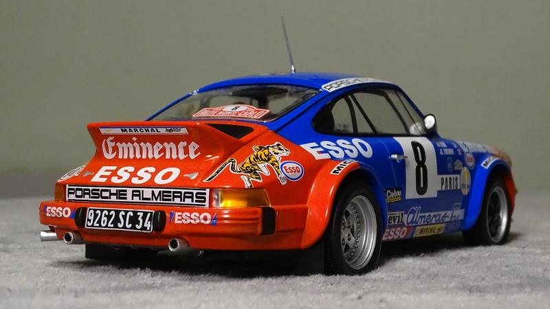"""911 SC Rallye Monte Carlo 1982 """" Thérier - Vial """" Zzzz_p28"""