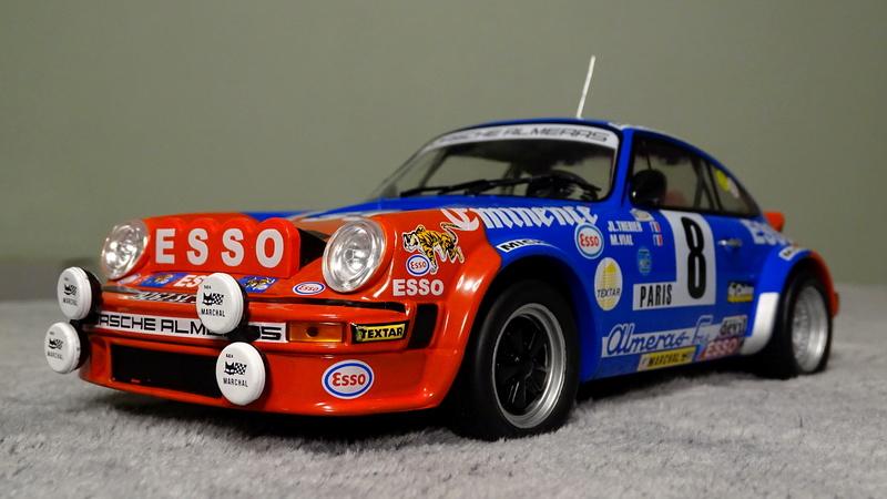 """911 SC Rallye Monte Carlo 1982 """" Thérier - Vial """" Zzzz_p29"""
