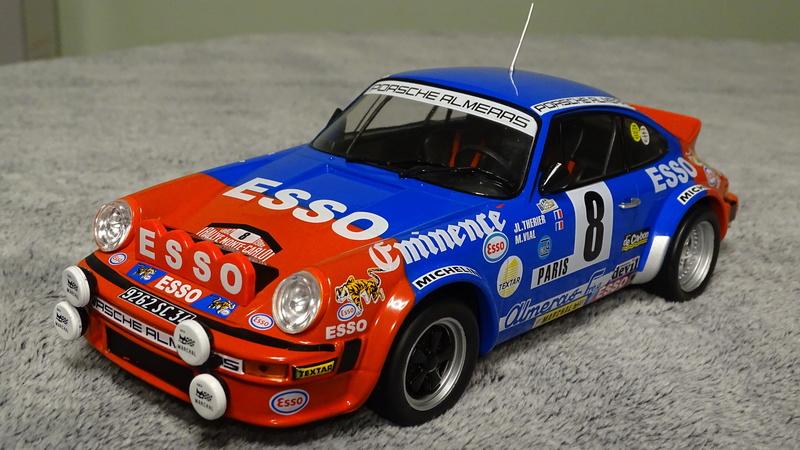 """911 SC Rallye Monte Carlo 1982 """" Thérier - Vial """" Zzzz_p32"""