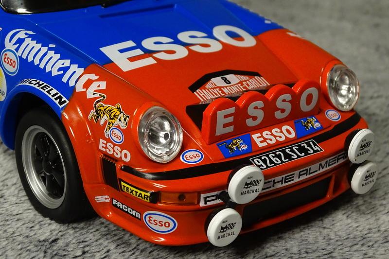 """911 SC Rallye Monte Carlo 1982 """" Thérier - Vial """" Zzzz_p33"""