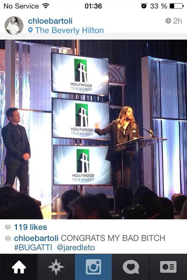21 Octobre 2013- Hollywood Film Award 13834110