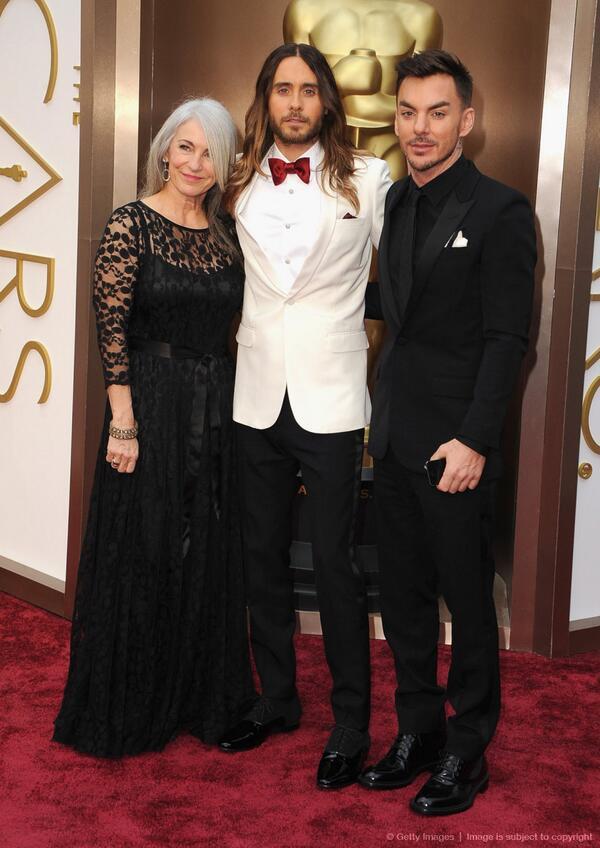 Jared Leto- @Ceremonie des Oscars 2014 - Page 2 Bhwwyk10