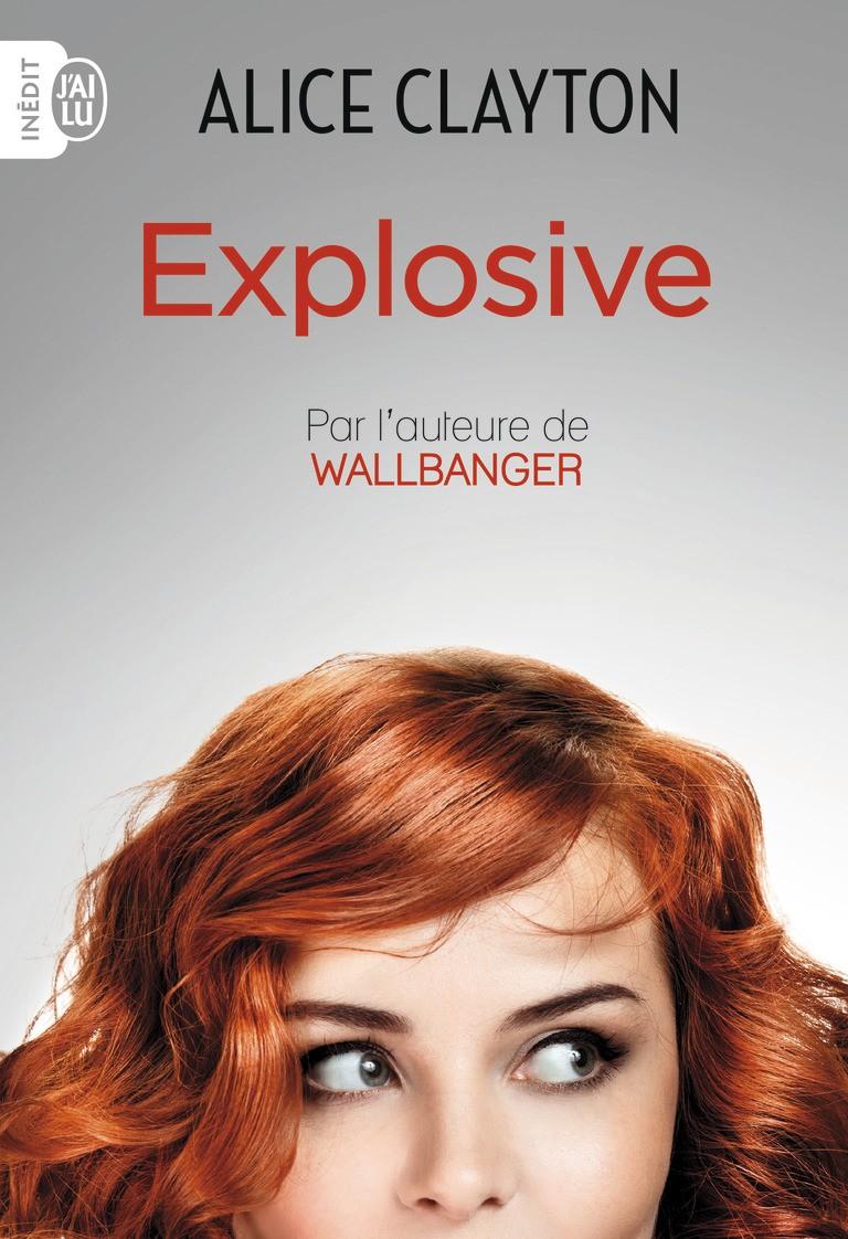 CLAYTON Alice - REDHEAD - Tome 1 : Explosive Explos10