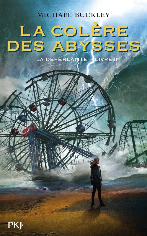 BUCKLEY Michael - La Déferlante tome  2 : La colère des abysses  La_col10