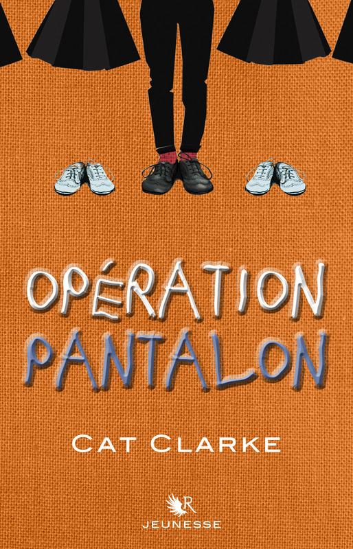 CLARKE Cat - Opération pantalon Pantal10