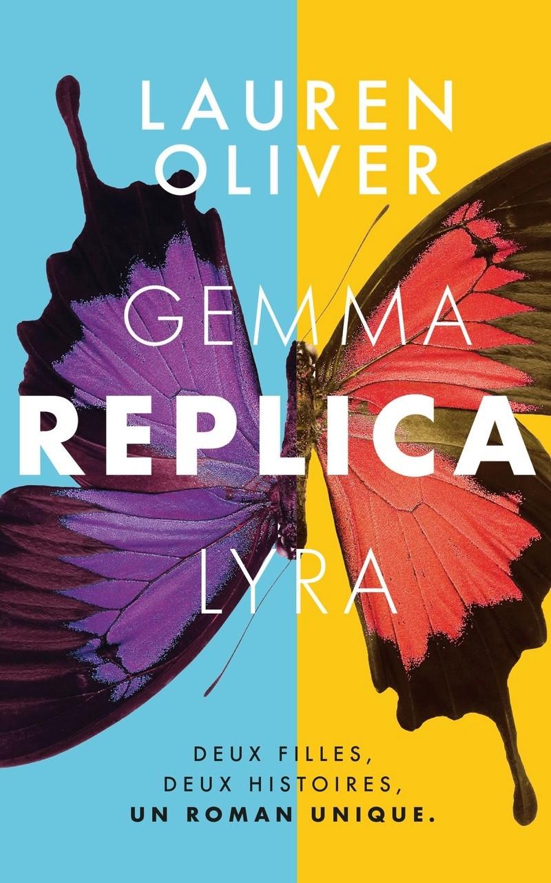 OLIVER Lauren - Replica Replic10