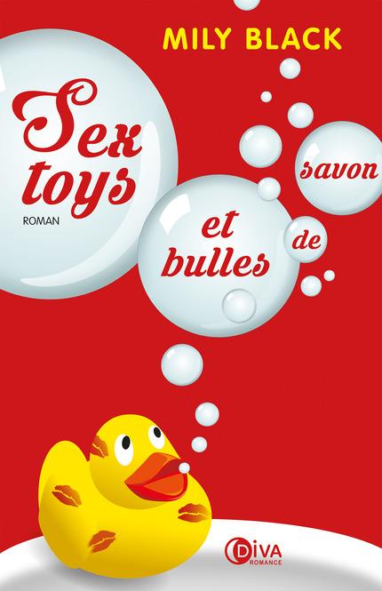 BLACK Mily - Sextoys et bulles de savon Sextoy10