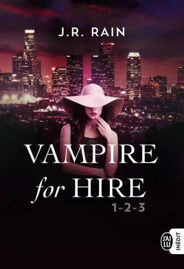 RAIN J.R. - Vampire For Hire - La trilogie Vampir10