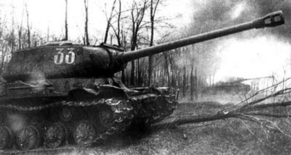 Carro armato sovieico JS 2 Stalin (marioandreoli) Is-2a10