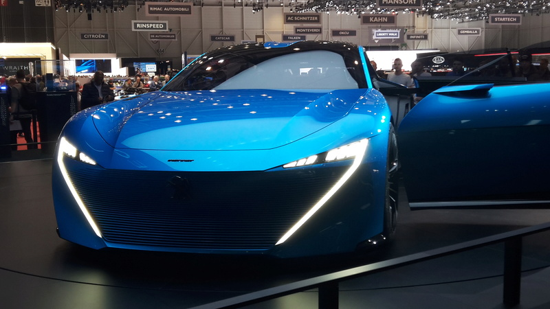 Salon de l'auto Genève 2017 20170340